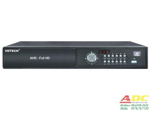 Đầu ghi hình camera IP 8 kênh VDTECH VDT-3600N.H265
